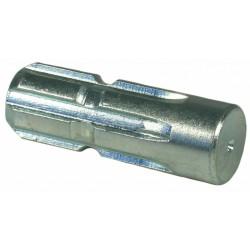 "SPLINED SHAFT  1 3/4""-6 100 mm"
