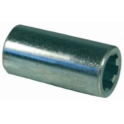 Splined couplings Ø38 - 60mm