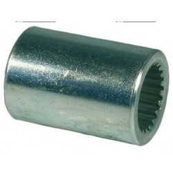 Splined couplings Ø48 - 70mm