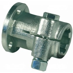 "Flanged hub 1 3/8"" for pumps"
