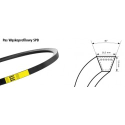 V-belt SPB1600