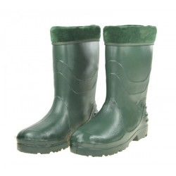 Foam galoshes, insulated -...