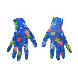 Rękawice robocze ogrodowe -...