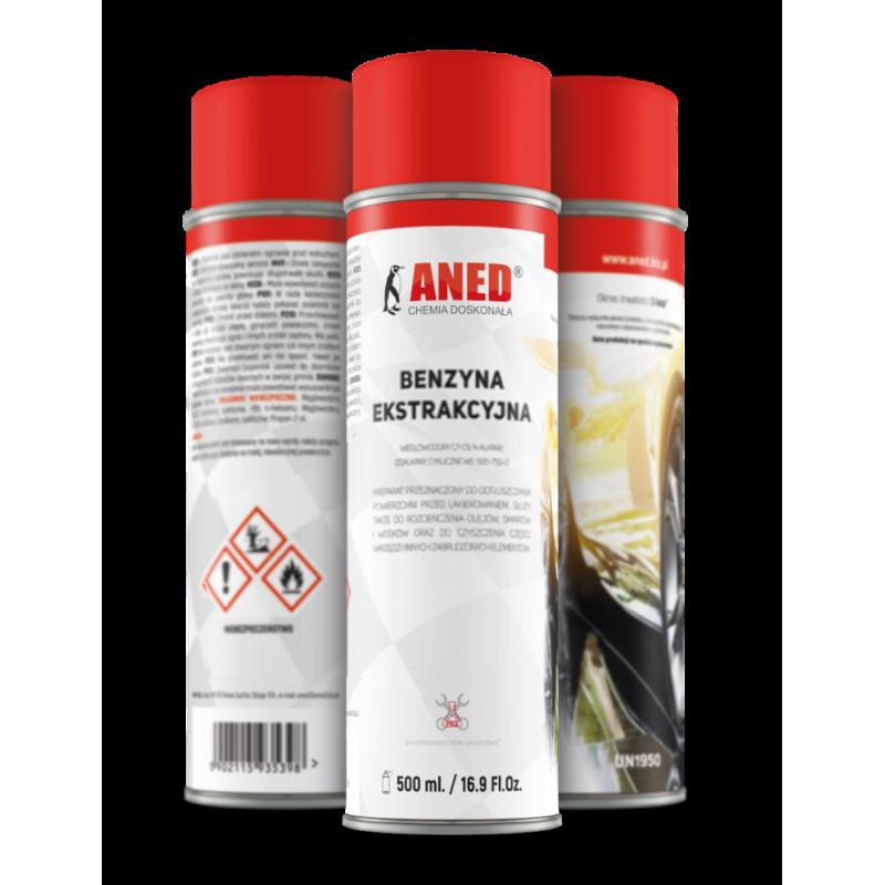 Gasoline extraction - spray 500ml