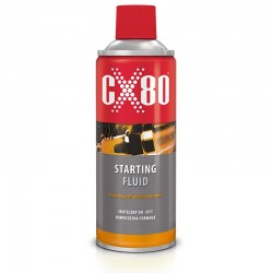 Engine starting agent CX80