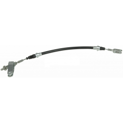 Clutch cable for Fiat series 580, 680