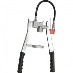 Two-hand grease gun Groz 500g