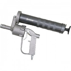 Pneumatic grease gun Groz 400g