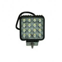 Square halogen LED 48W,...