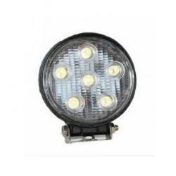 Round halogen LED 18W