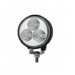 Round halogen LED 9W, spot light
