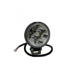 Round halogen LED 12W