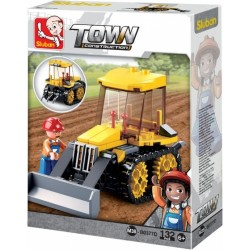 A set of blocks - bulldozer