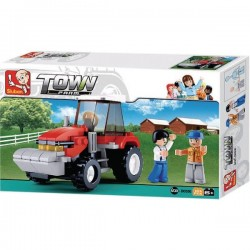 A set of blocks - tractor