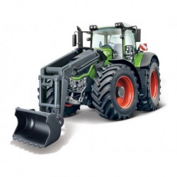 Model Fendt 1000 Vario with front loader