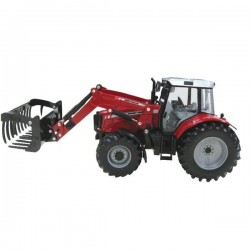 Model Massey Ferguson 6430 with loader