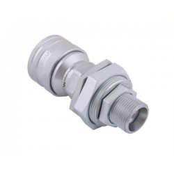 Hydraulic quick coupler socket ISO-A M22x1,5 (old type) Warynski