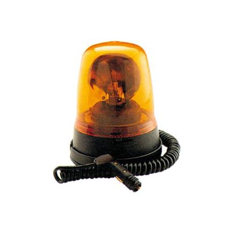 Lampa rotacyjna na magnesie