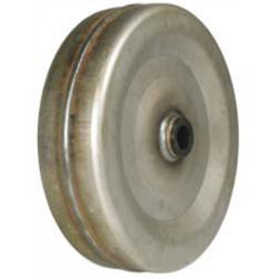 Koło  gładkie z tulejką nylonową 230 mm
