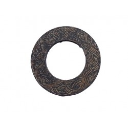 Tarcza cierna sprzęgła WOM 153x105x3,5 mm