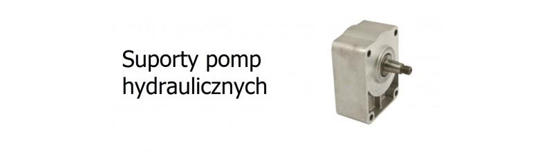 Suporty pomp hydraulicznych